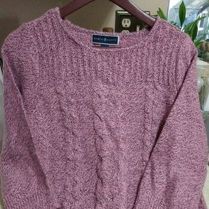 Women's Warm Winter Sweater